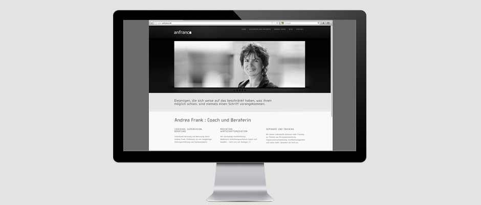 Website - anfranco