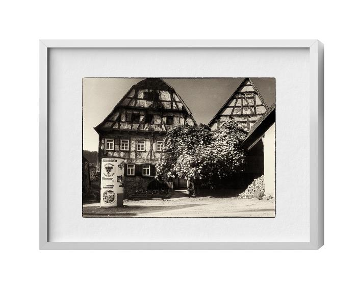 Alte Fotos aus Hessigheim - Fine Art Drucke